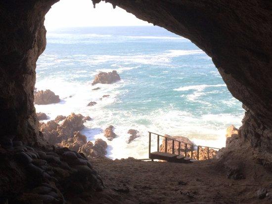 Mossel Bay, Sydafrika: Cave Opening