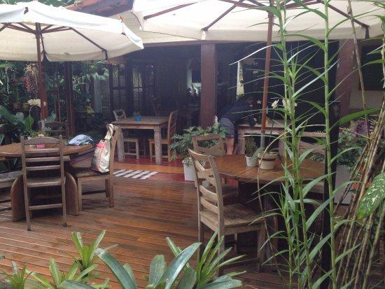 Pousada Riacho dos Cambucas: Espacio de descanso y desayuno