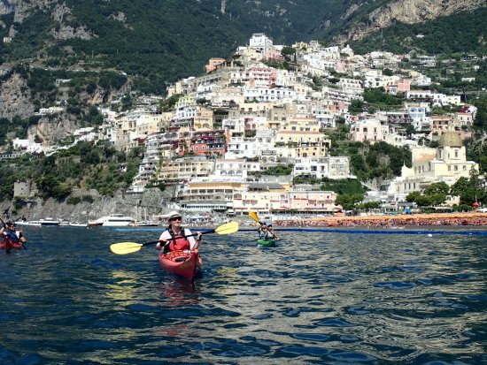 ‪Positano Sea Kayak‬