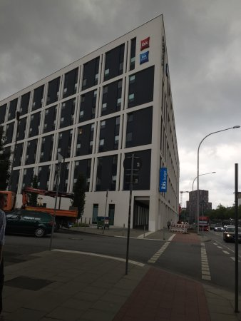 room bild von ibis budget hotel hamburg city ost. Black Bedroom Furniture Sets. Home Design Ideas