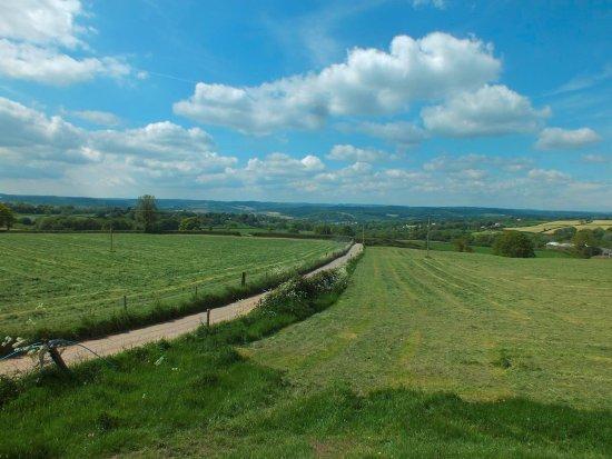 Devon, UK: Fabulous views ...