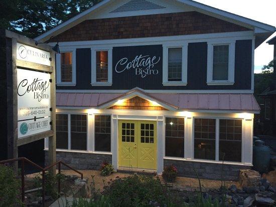 Port Carling, Canadá: Cottage Bistro