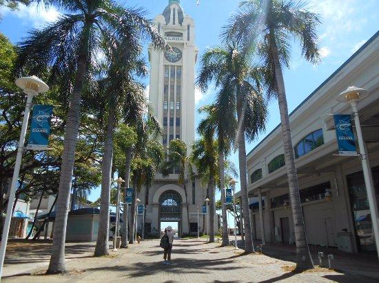 阿囉哈塔購物商場照片