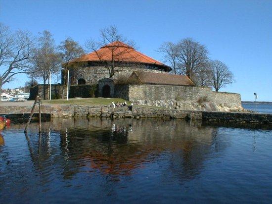 Fredriksholm Fort