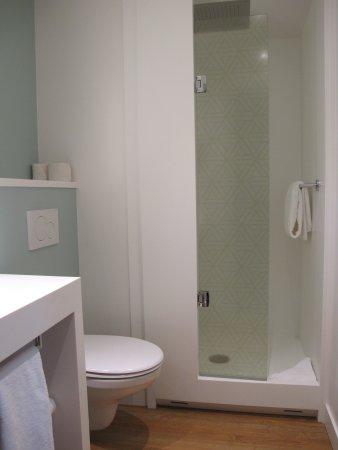 Mercure Lyon Centre Brotteaux : Salle de bain N