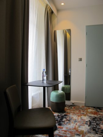 Mercure Lyon Centre Brotteaux : Déco nouvelle chambre