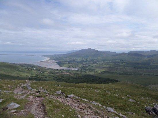 Mount Brandon: Stunning views