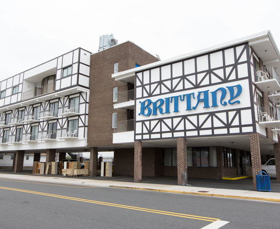 Brittany Motel Wildwood Nj