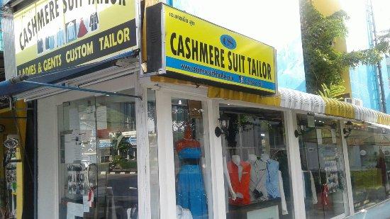 A.Cashmere Suit Khaolak