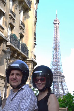 Paris by Scooter: The best way to see Paris!