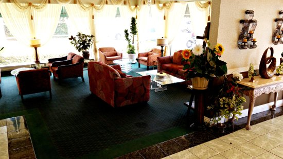Hotel Pacific Garden: Lobby