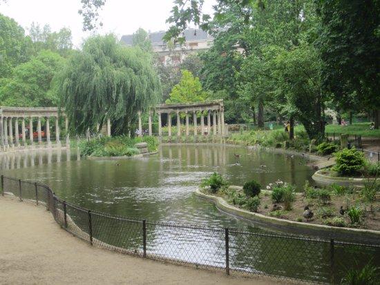París, Francia: Parc Monceau