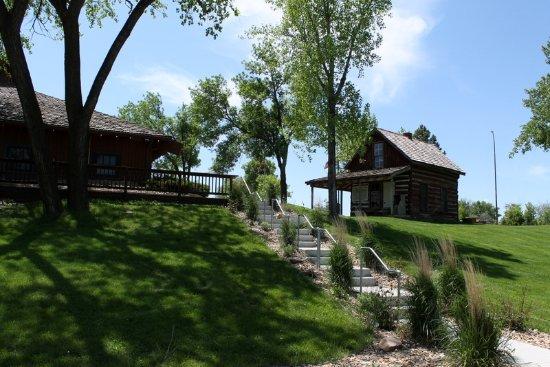 เบลล์ฟูร์ช, เซาท์ดาโคตา: Johnny Spaulding cabin