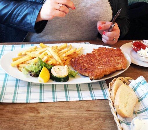 Zarrentin, Alemania: Schnitzel