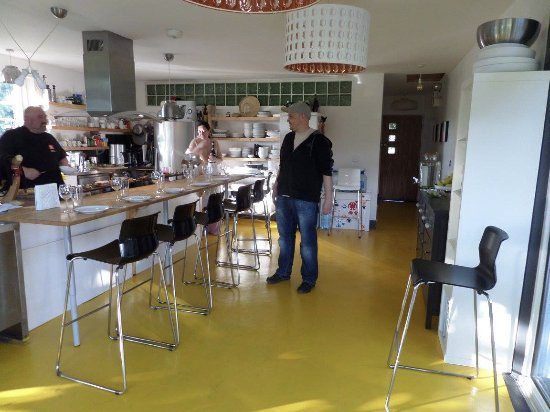 Kilkenny, Irlandia: Clean, modern kitchen