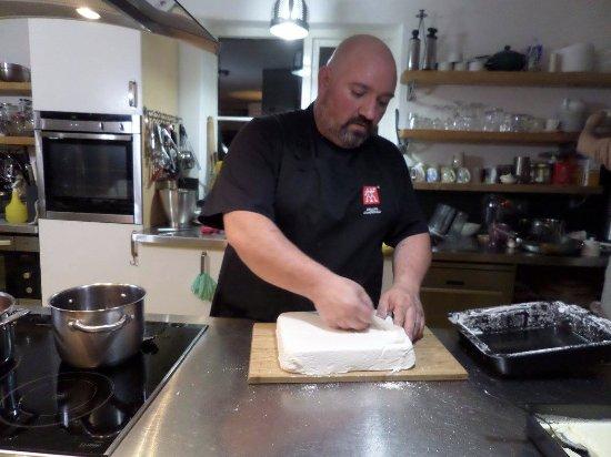 Kilkenny, Irlandia: homemade famous marshmallows!