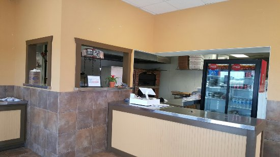 Gonzales, TX: Union Station Pizza