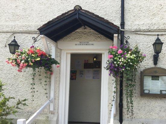Selborne, UK: Main Entrance