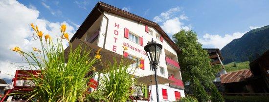 Sorenberg, سويسرا: Hotel Sörenberg
