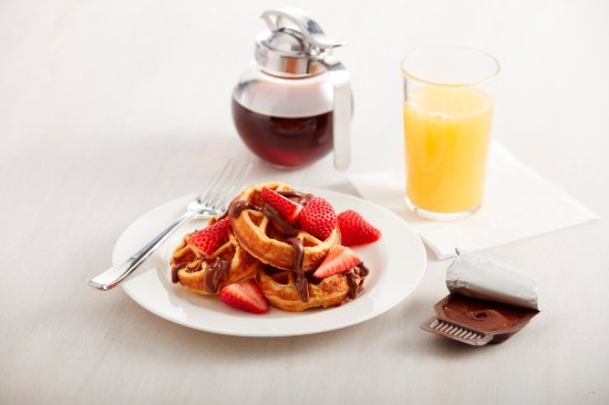 Residence Inn Durham Research Triangle Park : Your Perfect Waffle
