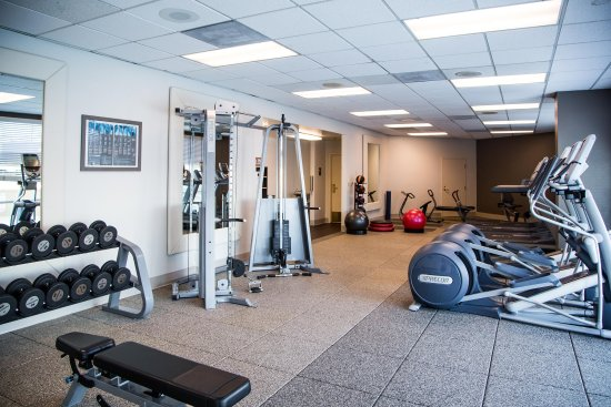 Modesto, CA: Fitness Center