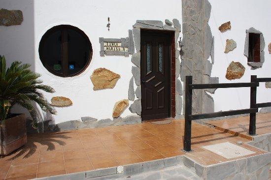 Tinajo, Spagna: entrata