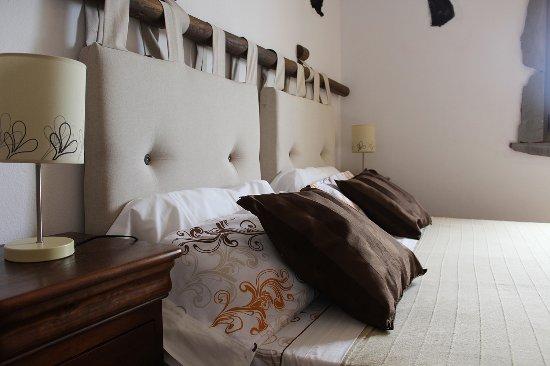Tinajo, Espanha: Suite con ampia camera matrimoniale