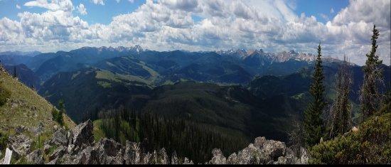 Gallatin Gateway, MT: Cinnamon Lookout