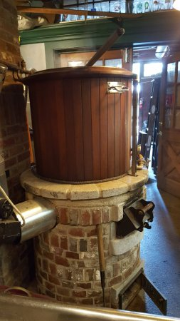 Canterbury, NH: Brew kettle
