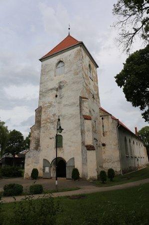 Bauskas Sveta Gara Evangeliski Luteriska Baznica