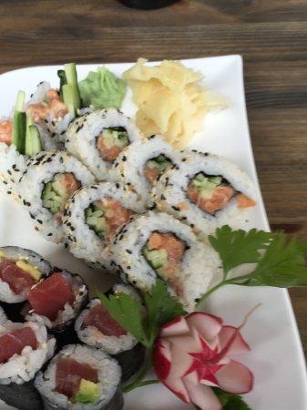 Peine, Alemania: Sushi