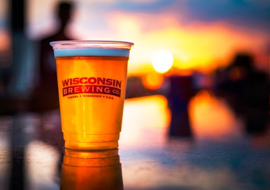Verona, WI: Beer, sunsets, and great music!