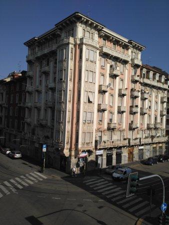 Hotel Florence: Vista desde la habitación