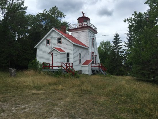 Gore Bay, Canada: Janet Head Lighthouse