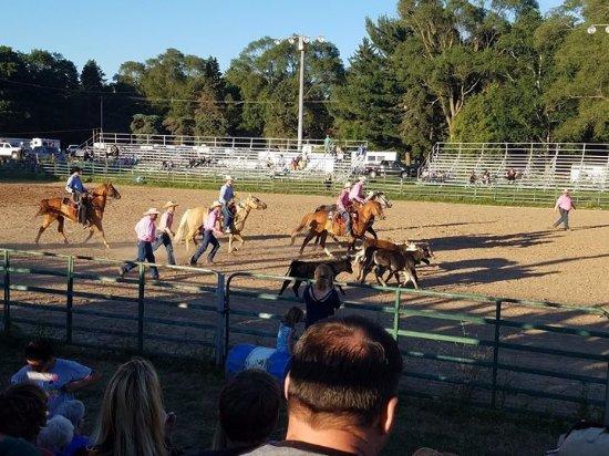 Rothbury, MI: Rodeo