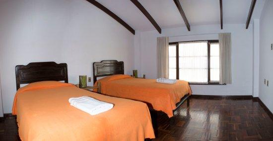 Hostal CasArte Takubamba: Twin Room Standar