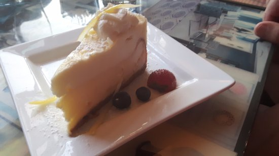 Almonte, Kanada: lemon cake
