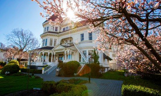 Pendray Tea House: Pendray restaurant at the Gatsby Mansion