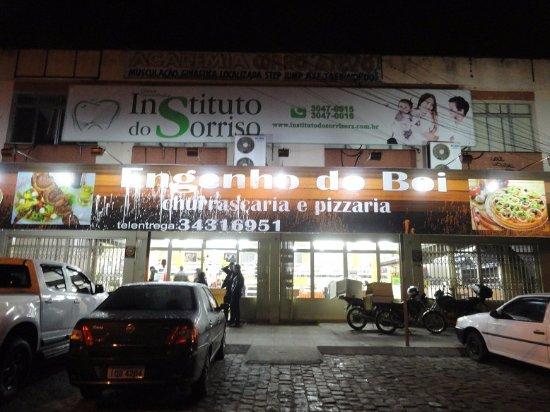 Gravatai, RS: Engenho do Boi - Rest.Pizzaria - Av. Dorival Cândido de Oliveira, 3580 Parada 72 Gravataí - RS