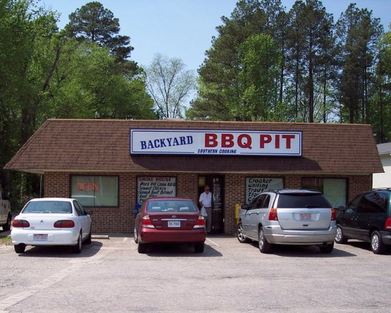 Backyard Barbeque Durham Nc 5122 nc hwy 55. durham, nc. - picture of backyard bbq pit, durham
