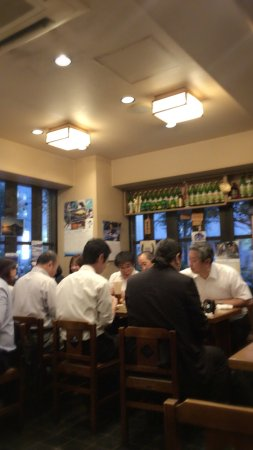 Ganso Motsunabe Izakaya Hakataya: photo2.jpg