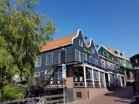 Arquitectura holandesa fotograf a de volendam marken for Arquitectura holandesa