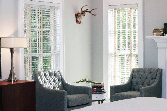 Madison, Georgien: Jackalope Room - King - Front View