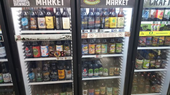 Langlois, OR: Beer Selection