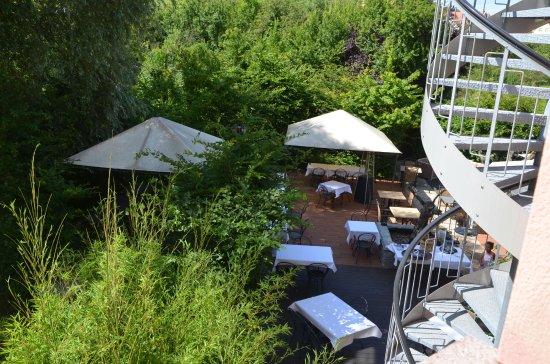 Dieffenthal, Francja: terrasse