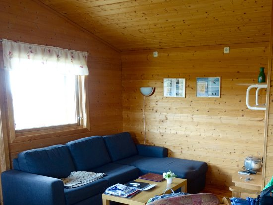Borgarnes, İzlanda: Wohnzimmer