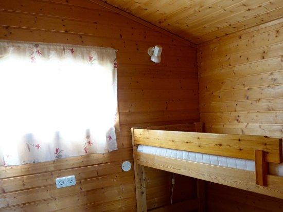Borgarnes, İzlanda: Eines der Schlafzimmer