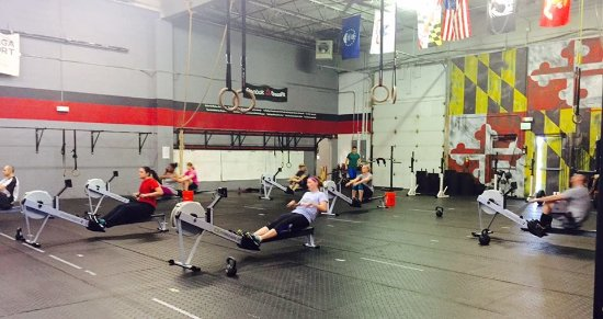 Crofton CrossFit