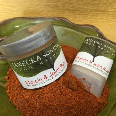 Jemez Springs, Nouveau-Mexique : Janecka Muscle and Joint Rub