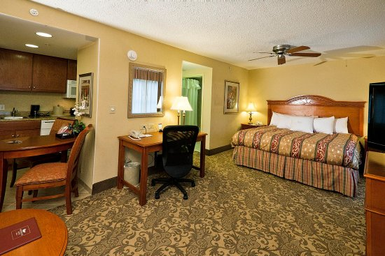 Homewood Suites by Hilton Asheville- Tunnel Road: King Bed Studio Suite